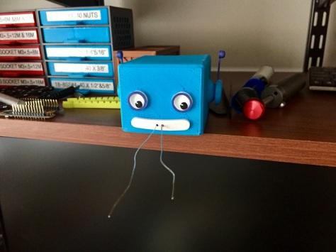 Adabot Solder Dispenser