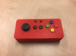 Custom 3D Printed Case for Pi Zero W + Adafruit Joy Bonnet